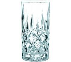Наборы стаканов Nachtmann Набор высоких стаканов NOBLESSE - 6 шт 375 мл бессвинцовый хрусталь
