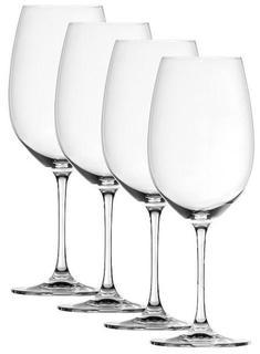 Наборы бокалов для красного вина Spiegelau Salute Bordeaux Set 4 pcs