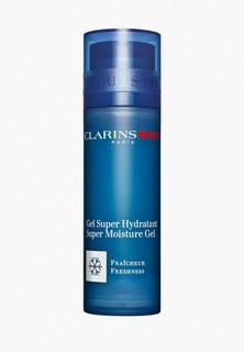 Гель для лица Clarins Men Super Moisture, 50 мл