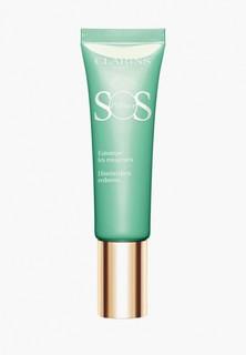 Праймер для лица Clarins SOS Green, 30 мл