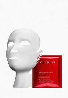 Маска для лица Clarins Multi-Intensif Face and Neck Sheet,30 мл