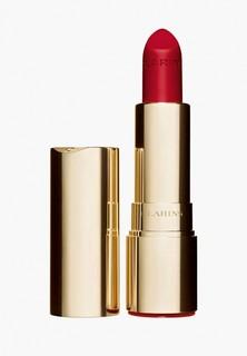 Помада Clarins Joli Rouge Velvet, 742 joli rouge, 3,5 г
