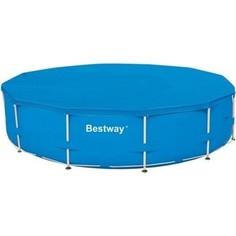 Тент Bestway 58037 для каркасного бассейна 366см (d 366см)