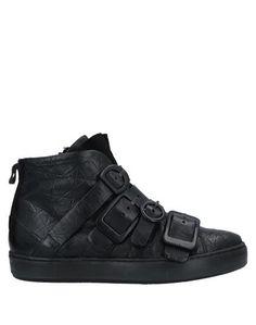 Высокие кеды и кроссовки Mjus