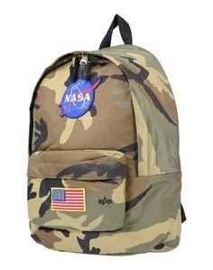 Рюкзаки и сумки на пояс Alpha Industries