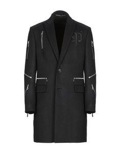 ada6bd02 Мужские пальто Philipp Plein – купить пальто в интернет-магазине ...