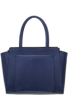 Сумка 3350 blue/safiano Deboro
