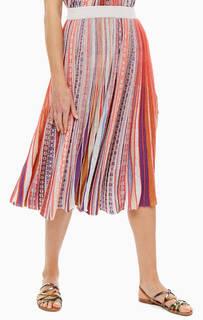 Юбка Расклешенная юбка средней длины Stefanel