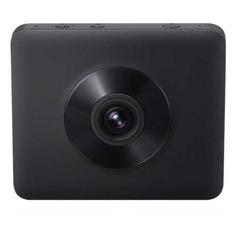 Экшн-камера XIAOMI MiJia 360 4K, WiFi, черный [zrm4030gl]