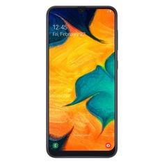 Смартфон SAMSUNG Galaxy A30 64Gb, SM-A305F, черный