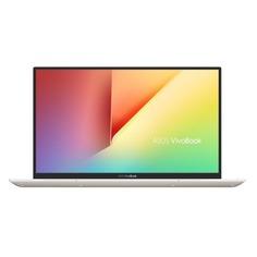 """Ноутбук ASUS VivoBook S330FN-EY001T, 13.3"""", Intel Core i5 8265U 1.6ГГц, 8Гб, 256Гб SSD, nVidia GeForce Mx150 - 2048 Мб, Windows 10, 90NB0KT2-M00580, золотистый"""