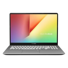 """Ноутбук ASUS VivoBook S530FN-BQ374T, 15.6"""", Intel Core i7 8565U 1.8ГГц, 8Гб, 256Гб SSD, nVidia GeForce Mx150 - 2048 Мб, Windows 10, 90NB0K47-M06030, темно-серый"""