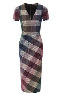 Хлопковое платье Roland Mouret