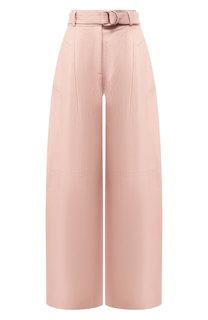 Кожаные брюки BOSS