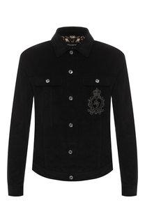 Хлопковая куртка Dolce & Gabbana