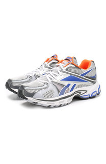 Текстильные кроссовки Vetements x Reebok Spike Runner 200 Vetements