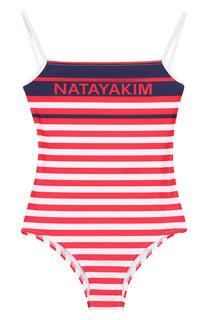 Слитный купальник NATAYAKIM