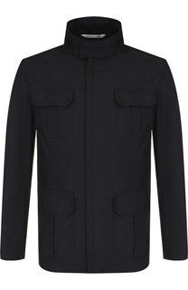 Куртка на молнии с капюшоном Andrea Campagna
