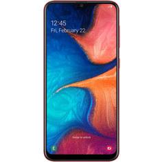 Смартфон Samsung Galaxy A20 (2019) 32Gb Red (SM-A205FN)