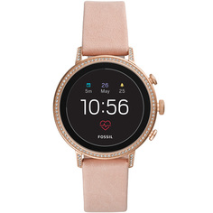 Смарт-часы Fossil Gen 4 - Venture HR Blush Leather