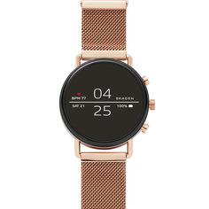 Смарт-часы Skagen Falster 2 Rose Gold / Ro.Magn.Steel