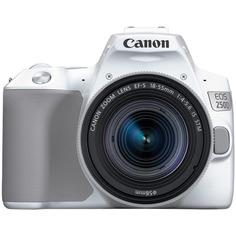 Фотоаппарат зеркальный Canon EOS 250D EF-S 18-55 IS STM Kit White EOS 250D EF-S 18-55 IS STM Kit White