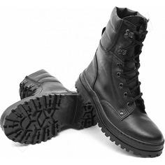 Ботинки факел омон хром, черные р. 40 50494000.013
