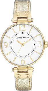 Женские часы в коллекции Ring Женские часы Anne Klein 9168WTGD