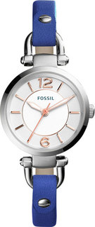 Женские часы в коллекции Georgia Женские часы Fossil ES4001