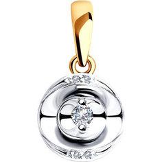 Золотые кулоны, подвески, медальоны Кулоны, подвески, медальоны SOKOLOV 1030728_s