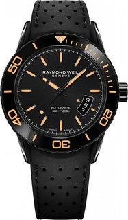Швейцарские мужские часы в коллекции Freelancer Мужские часы Raymond Weil 2760-SB2-20001