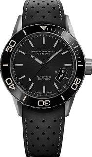 Швейцарские мужские часы в коллекции Freelancer Мужские часы Raymond Weil 2760-TR1-20001