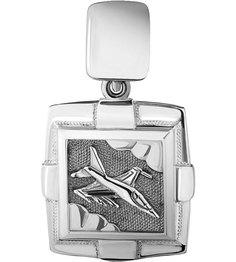 Серебряные кулоны, подвески, медальоны Кулоны, подвески, медальоны Aquamarine 16080-S-a