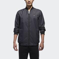Двухсторонняя куртка Bomber adidas Essentials