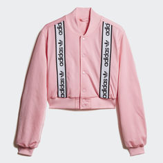 Бомбер CROPPED BOMBER adidas Originals