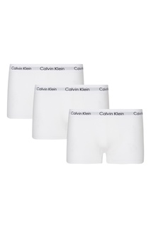 Набор белых боксеров Calvin Klein