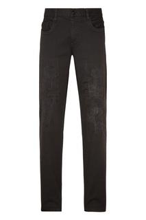Черные джинсы Dirk Bikkembergs