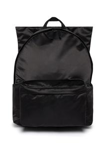 Черный текстильный рюкзак Eastpak