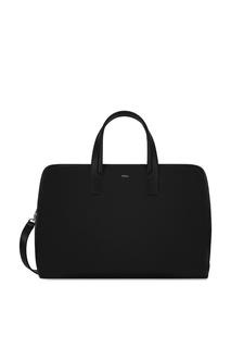 Кожаный портфель Teseo Furla