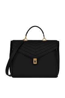 Черная сумка Tortona Furla