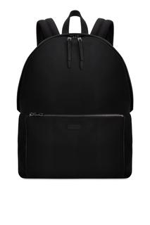 Черный кожаный рюкзак Ulisse Furla