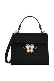 Черная сумка Mughetto Furla