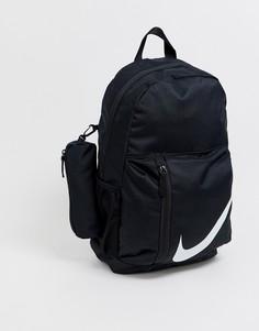 Черный рюкзак с логотипом-галочкой Nike elemental - Черный