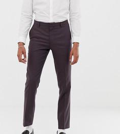 Коричневые облегающие брюки Heart & Dagger - Коричневый
