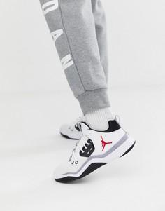 Белые кроссовки Nike Jordan DNA - Белый