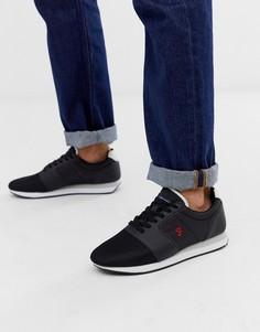 Черные кроссовки Farah sport - Черный