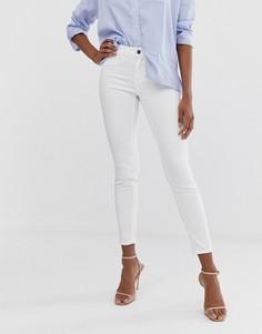 Белые джинсы скинни Vila - Белый