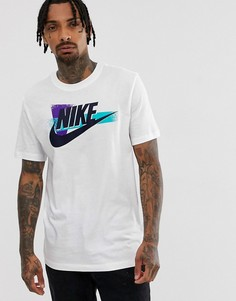 Белая футболка Nike - Белый