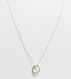 Серебряное ожерелье с подвеской Kingsley Ryan - Серебряный