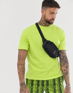 Свободная футболка Another Influence - Зеленый